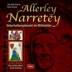Allerley Narretey von Krämer,  Claus, Krämer,  Jörg-Wolf