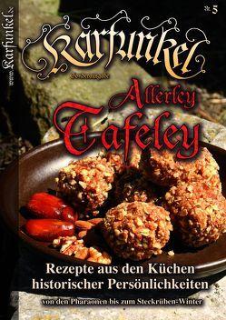 Allerley Tafeley Nr. 5 von Claudia,  Beckers-Dohlen