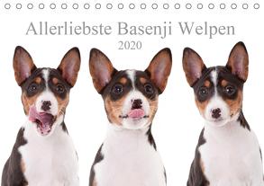 Allerliebste Basenji Welpen 2020 (Tischkalender 2020 DIN A5 quer) von Joswig,  Angelika