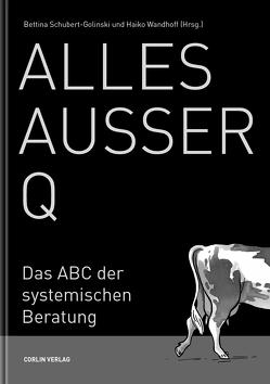 Alles außer Q von Schubert-Golinski,  Bettina, Wandhoff,  Haiko