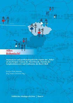 Alles Böhmisch? von Fink-Mennel,  Evelyn, Ortwein,  Jörg Maria