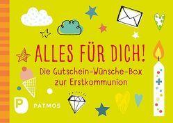 Alles für dich! von Boretzki,  Anja, Fritsch,  Marlene