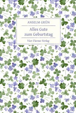 Alles Gute zum Geburtstag von Grün,  Anselm