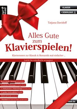Alles Gute zum Klavierspielen! von Davidoff,  Tatjana
