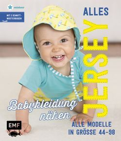 Alles Jersey – Babykleidung nähen von Ludwig,  Maria