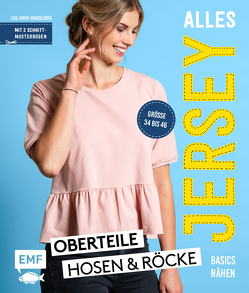 Alles Jersey – Basics nähen von Janko-Grasslober,  Lisa