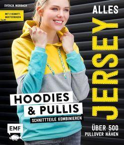 Alles Jersey – Hoodies und Pullis von Morbach,  Svenja