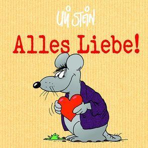 Alles Liebe! von Stein,  Uli