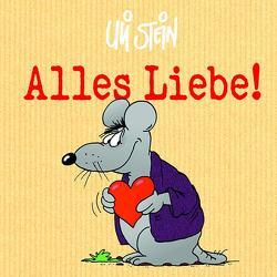 Alles Liebe!  VE 3 von Stein,  Uli