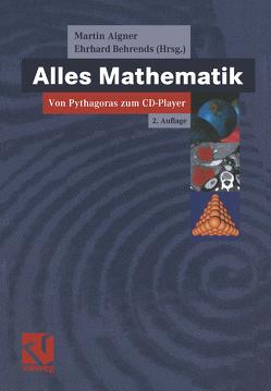 Alles Mathematik von Aigner,  Martin, Behrends,  Ehrhard