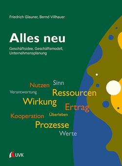 Alles neu von Glauner,  Friedrich, Vierling,  Bernhard, Villhauer,  Bernd