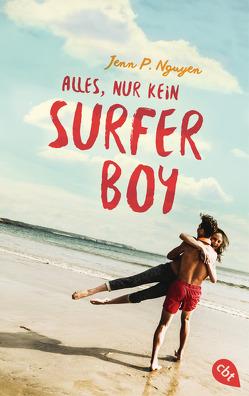 Alles, nur kein Surfer Boy von Marinovic,  Ivana, Nguyen,  Jenn P.