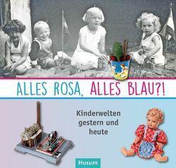Alles rosa, alles blau?! von Böhnke,  Bärbel, Hübner,  Gesine