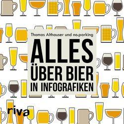 Alles über Bier in Infografiken von Althauser,  Thomas