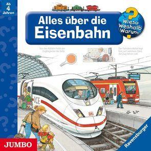 Alles über die Eisenbahn von Missler,  Robert, Szylowicki,  Sonja