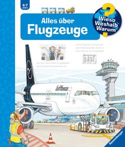 Alles über Flugzeuge von Erne,  Andrea, Metzger,  Wolfgang