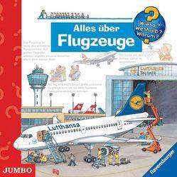 Alles über Flugzeuge von Mierau,  Jenny, Missler,  Robert, Pätz,  Axel, u.v.a.