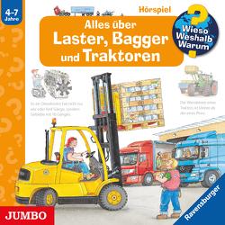 Alles über Laster, Bagger und Traktoren von Mierau,  Jenny, Missler,  Robert, u.v.a.