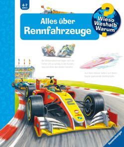 Alles über Rennfahrzeuge von Gernhäuser,  Susanne, Nieländer,  Peter