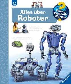 Alles über Roboter von Erne,  Andrea, Humbach,  Markus