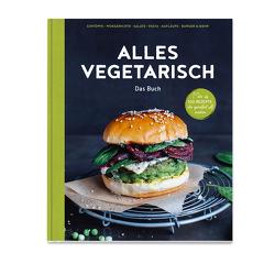 Alles vegetarisch – Das Buch
