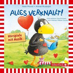 Alles verknallt!, Alles wach?, Alles gelernt! (Der kleine Rabe Socke) von Moost,  Nele, Rohrbeck,  Oliver, Rudolph,  Annet
