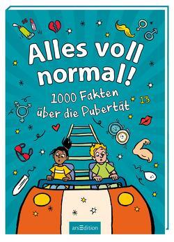 Alles voll normal! von Flavell,  Liz, Kuhlmeier,  Antje