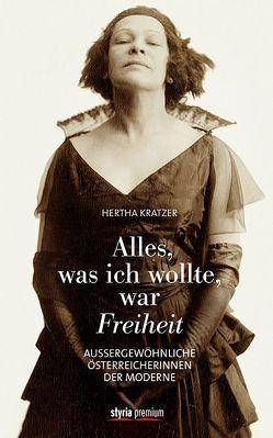 Alles, was ich wollte, war Freiheit von Kratzer,  Hertha