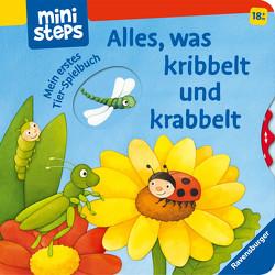 Alles, was kribbelt und krabbelt von Gernhäuser,  Susanne, Neubacher-Fesser,  Monika