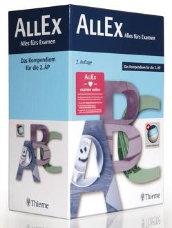 AllEx – Alles fürs Examen von Ackermann,  Hanns, Genzwürker,  Harald, Hinkelbein,  Jochen, Keil,  Jürgen, Zimmer,  Gisela