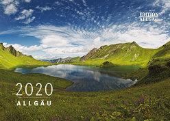 Allgäu 2020 von Hane,  Alexandra, Maar,  Sascha, Neufert,  Denise, Raffler,  Thomas, Rapp,  Immanuel, Scholl,  Reinhard