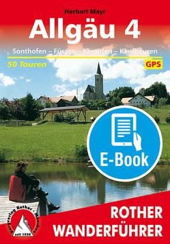 Allgäu 4 (E-Book) von Mayr,  Herbert
