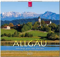 Allgäu – Hohe Berge, grüne Täler, klare Seen
