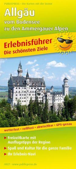 Allgäu – vom Bodensee zu den Ammergauer Alpen