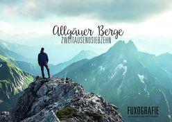 Allgäuer Berge Zweitausendsiebzehn von Fuchs,  Alexander