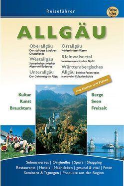 ALLGÄU von Dreyer,  Roland, Günther,  Brigitte, Hagedorn,  Gerd, Hunscheidt,  Hubert, Schön,  Mara