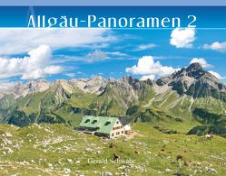 Allgäu-Panoramen 2 von Schwabe,  Gerald