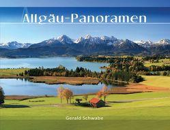 Allgäu-Panoramen von Schwabe,  Gerald