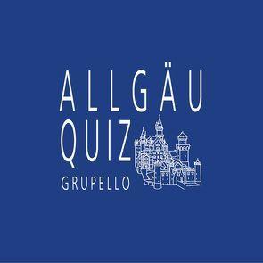 Allgäu-Quiz von Stallecker,  Joachim
