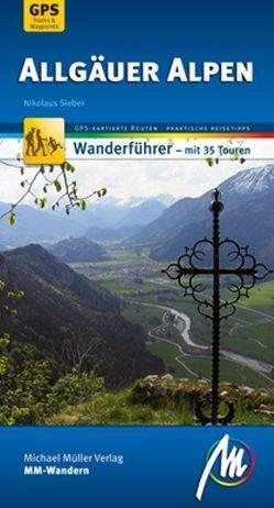 Allgäuer Alpen MM-Wandern von Sieber,  Nikolaus