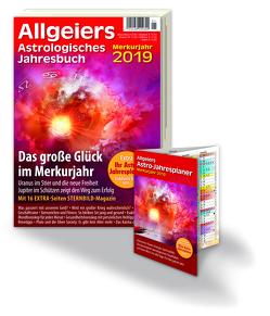 Allgeiers Astrologisches Jahresbuch 2019 von Allgeier,  Michael