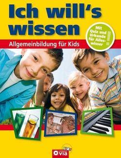 Allgemeinbildung für Kids von Küntzel ,  Karolin