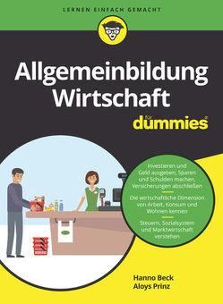 Allgemeinbildung Wirtschaft für Dummies von Beck,  Hanno, Prinz,  Aloys