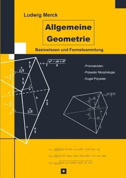 Allgemeine Geometrie von Merck,  Ludwig
