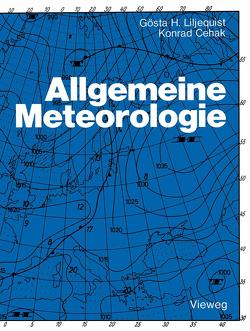 Allgemeine Meteorologie von Cehak,  Konrad, Liljequist,  Gösta H.