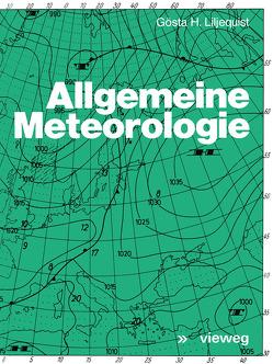 Allgemeine Meteorologie von Liljequist,  Gösta H.