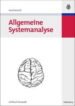 Allgemeine Systemanalyse von Heinrich,  Gert