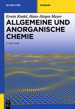 Allgemeine und Anorganische Chemie von Meyer,  Hans-Jürgen, Riedel,  Erwin