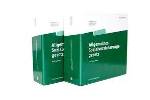 Allgemeines Sozialversicherungsgesetz von Glück,  Beate, Pinggera,  Winfried, Souhrada,  Josef