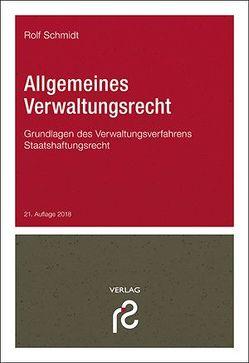 Allgemeines Verwaltungsrecht von Schmidt,  Rolf